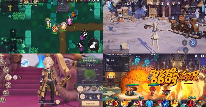 Best mobile games FEB 2020