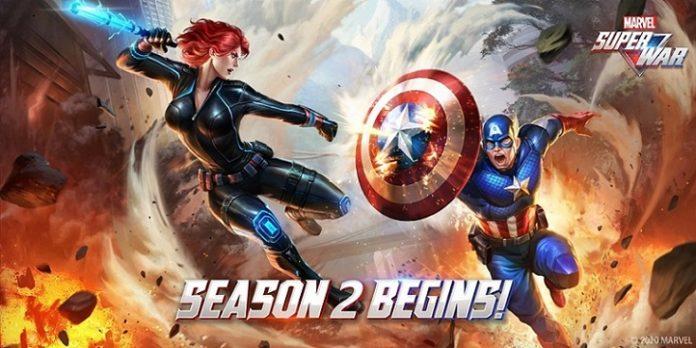 Marvel Super War Season 2