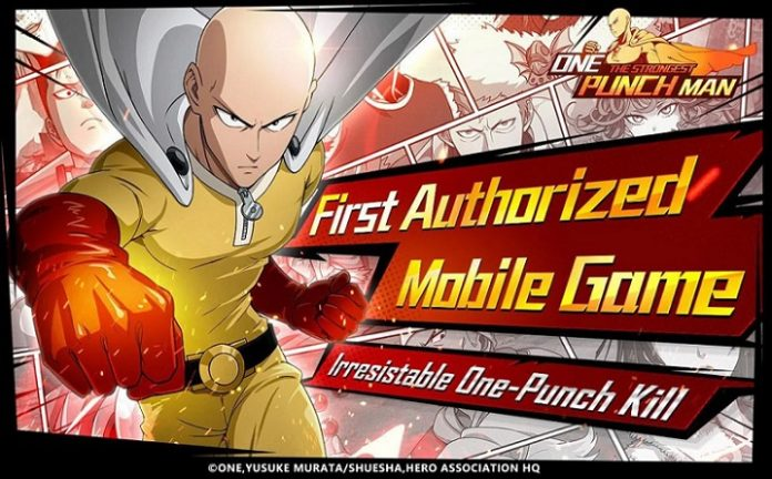 ONE PUNCH MAN Mobile