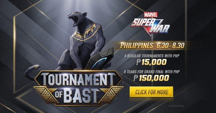 Marvel Super War: Tournament