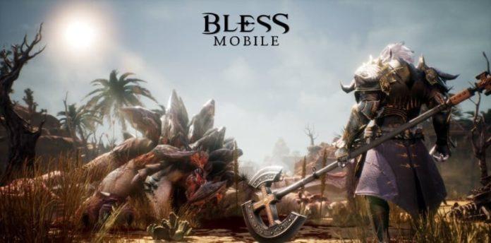 Bless Mobile English