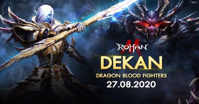 Rohan M Dekan